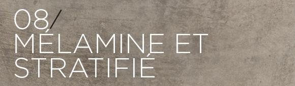 Guide d 39 entretien chroniques la galerie du meuble - Stratifie melamine ...