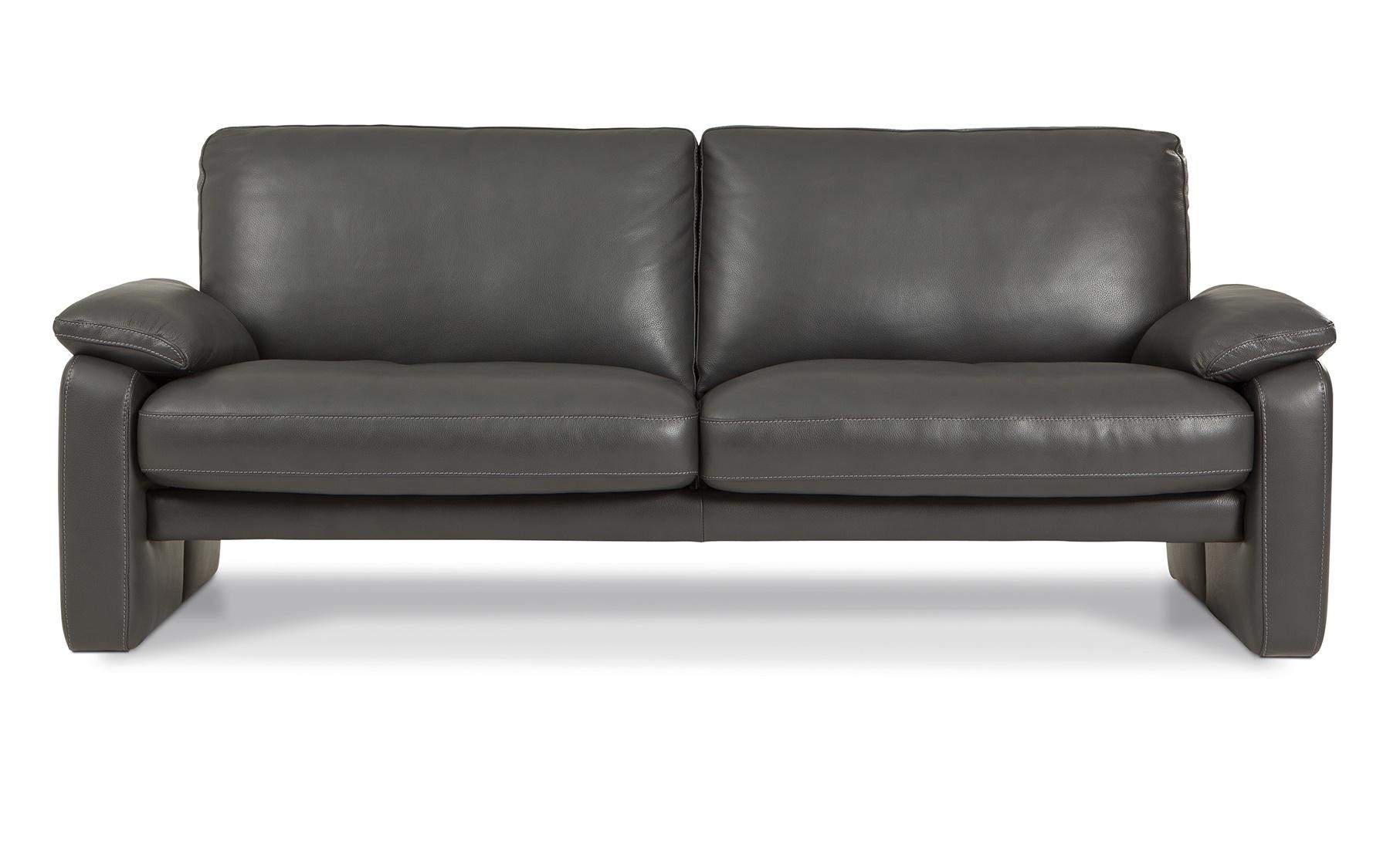 Canap inclinable cuir 83 573 canap s salons la galerie du meuble - Entretien du cuir canape ...