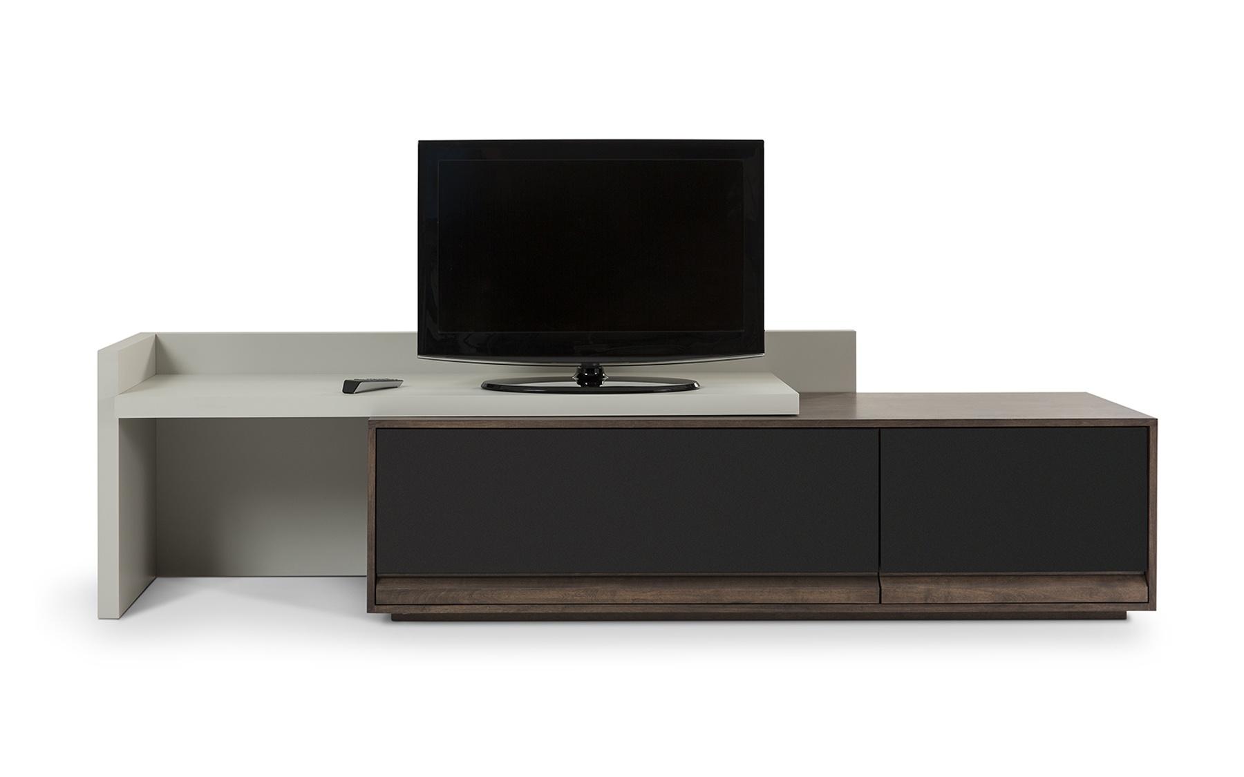 L ment audio vid o 2 tiroirs 102x18 701 l ments audio for Gallerie du meuble
