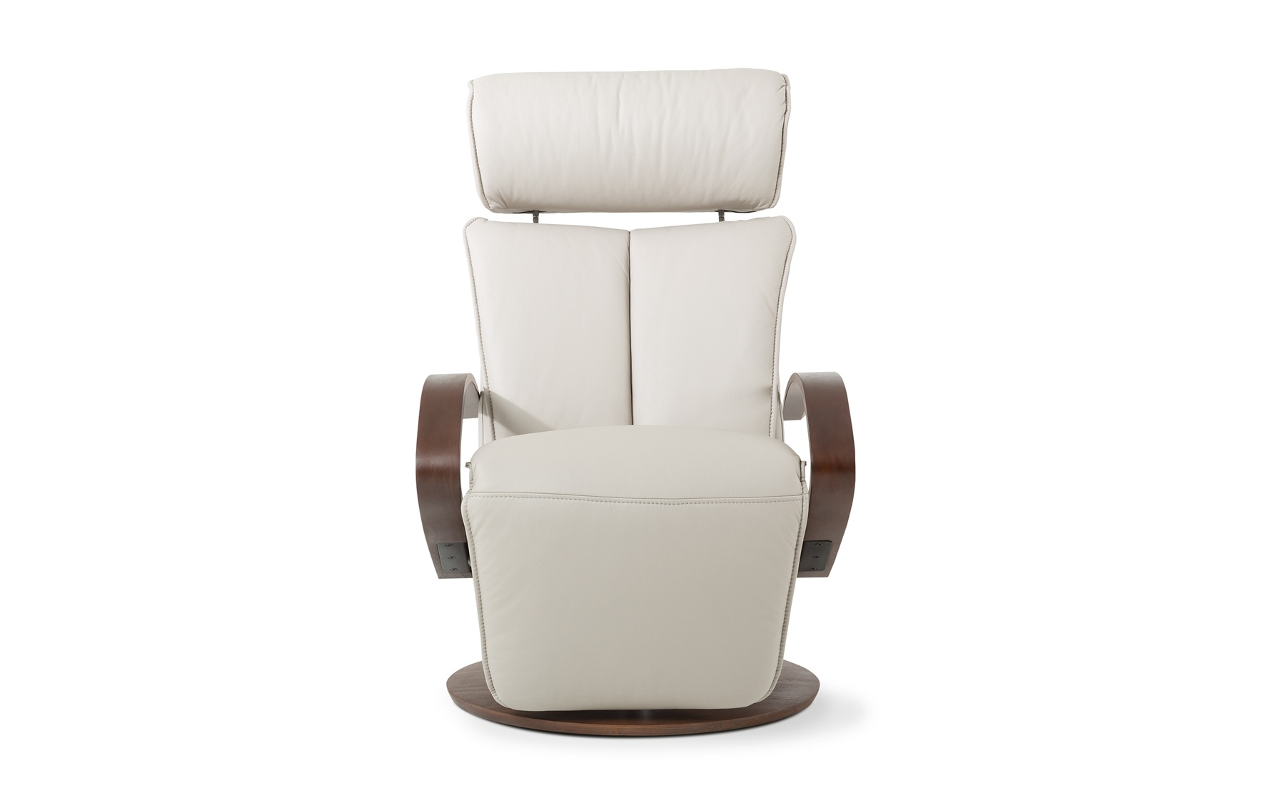 Fauteuil inclinable cuir 856 Fauteuils Salons