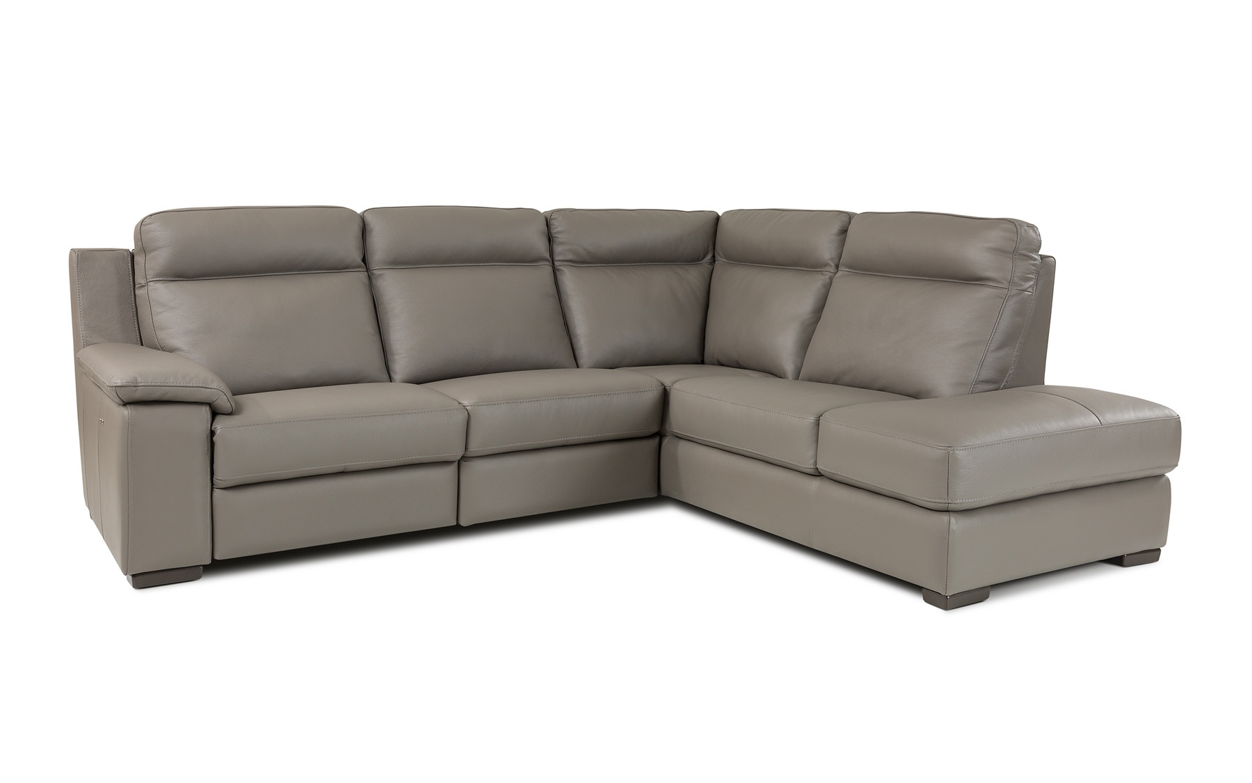 Canap composable inclinable cuir 881 composables for Canape composable