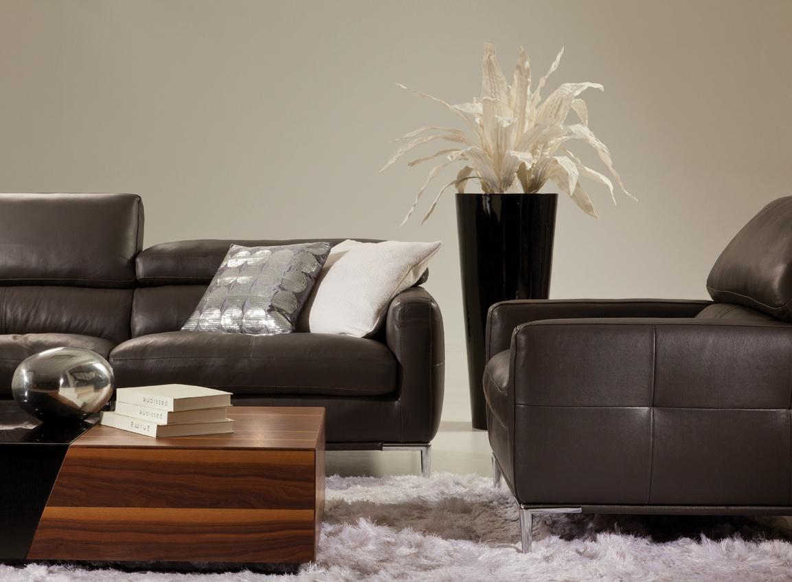 Canap cuir 79 c685 canap s salons la galerie du meuble for Gallerie du meuble