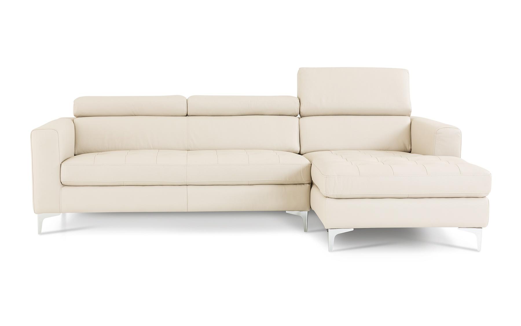 Canap composable cuir c850 composables salons la for Canape composable