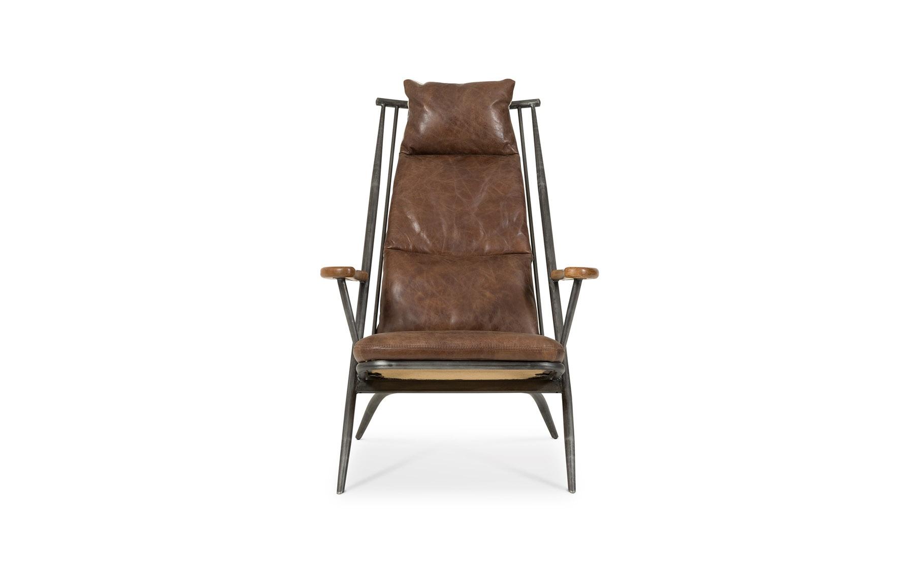 Fauteuil cuir c944 fauteuils salons la galerie du meuble for Gallerie du meuble