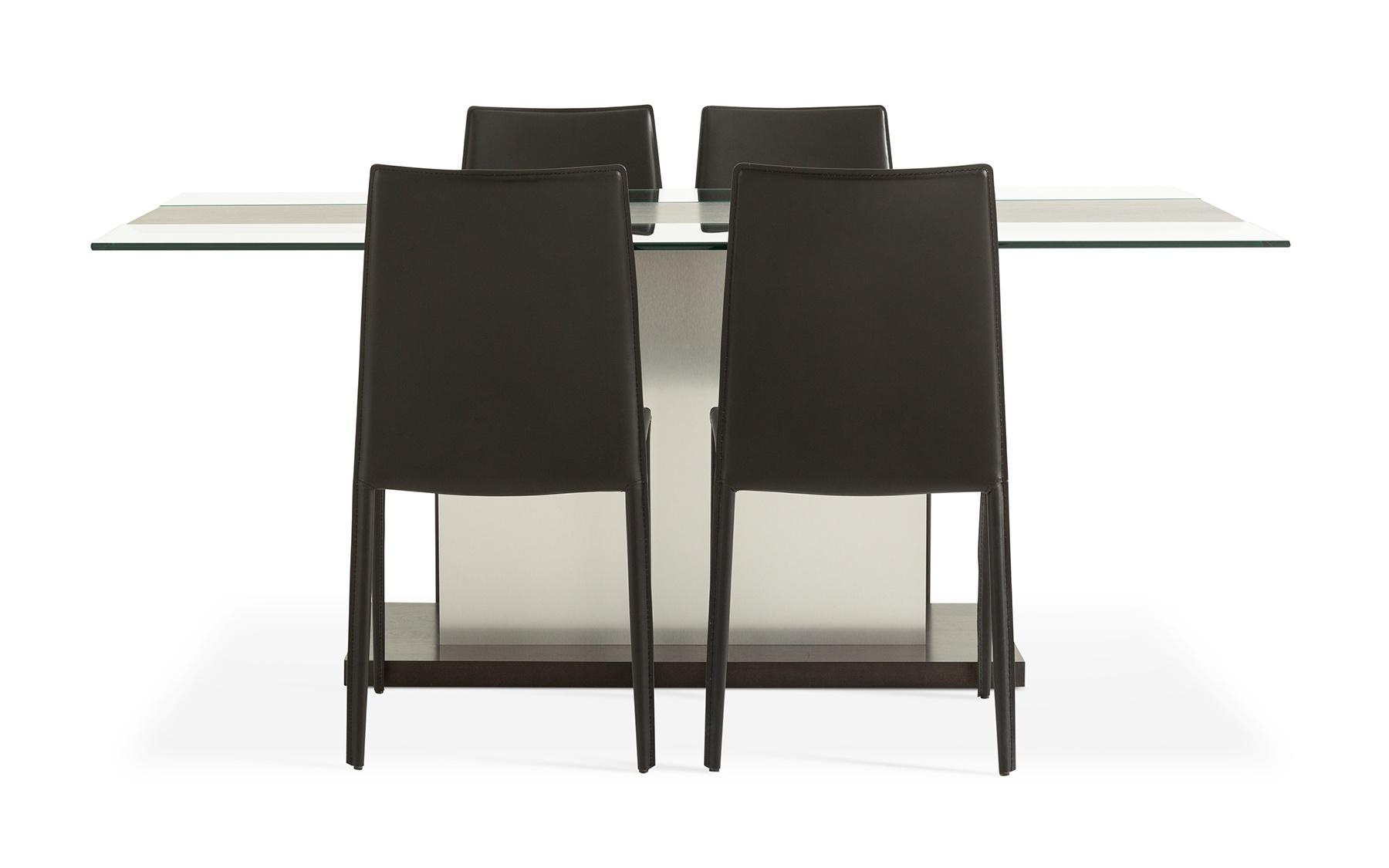 Chaise cl535 chaises salles manger la galerie du for La galerie du meuble contemporain