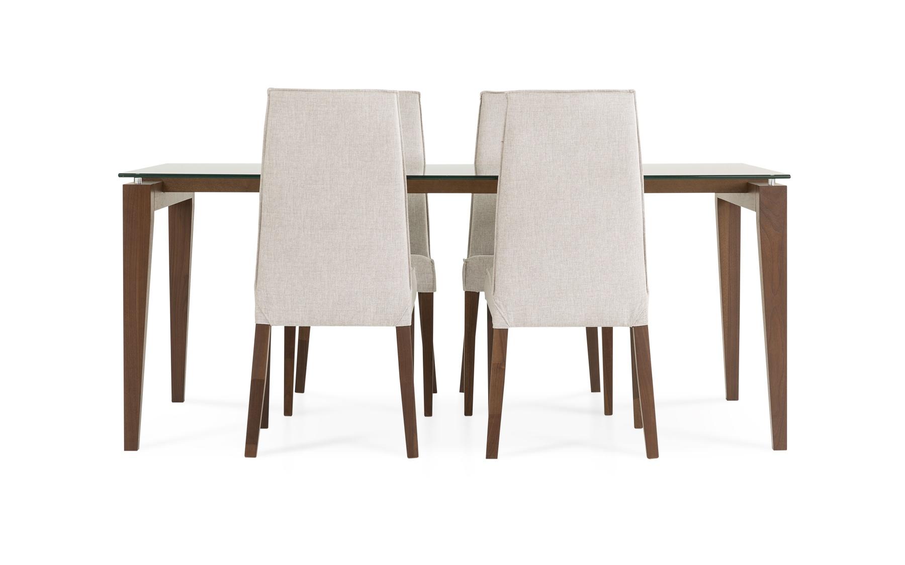 Table 72x42 cl555 tables salles manger la galerie for Galerie du meuble