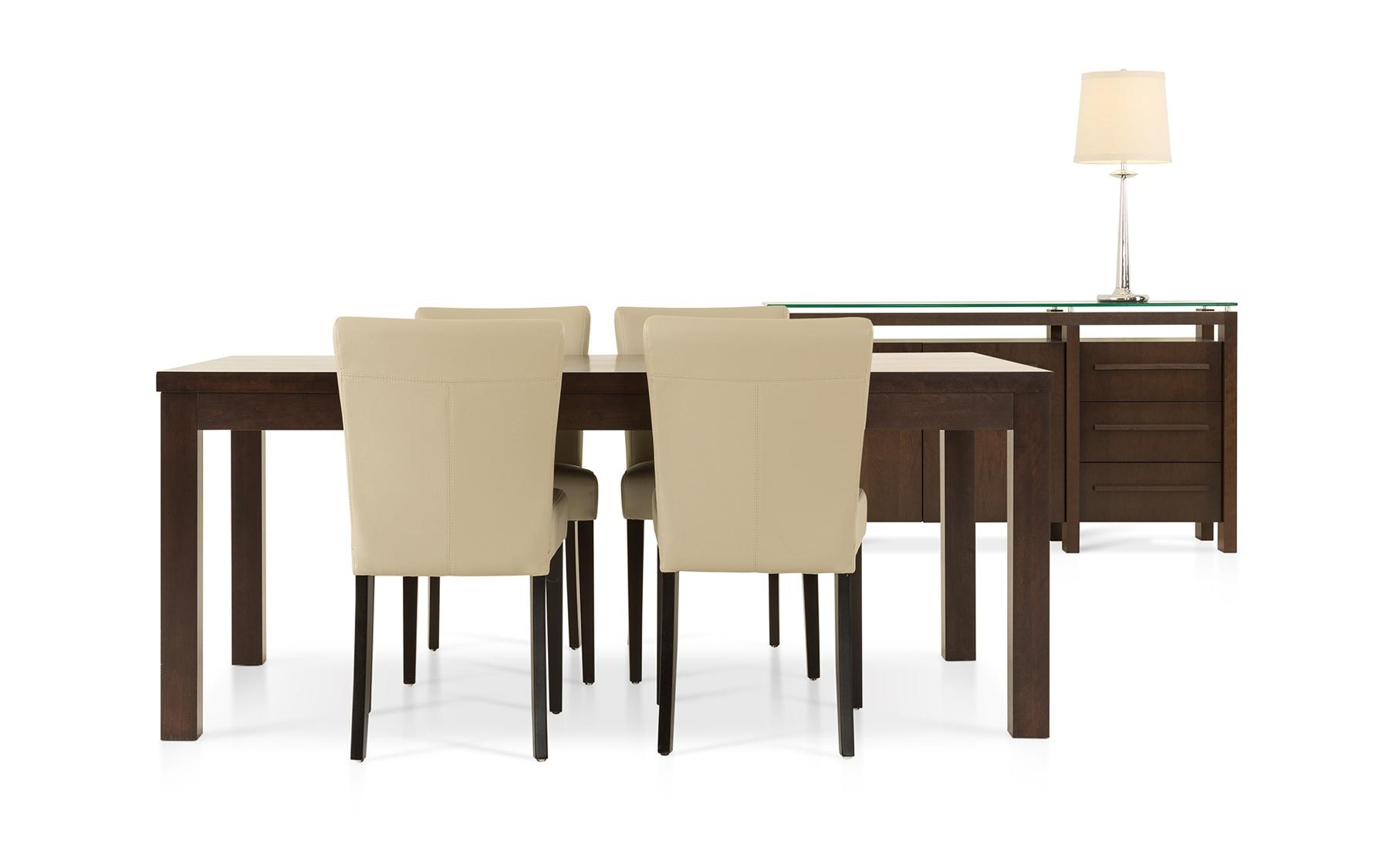 Chaise cl557 chaises salles manger la galerie du meuble - La galerie du meuble contemporain ...