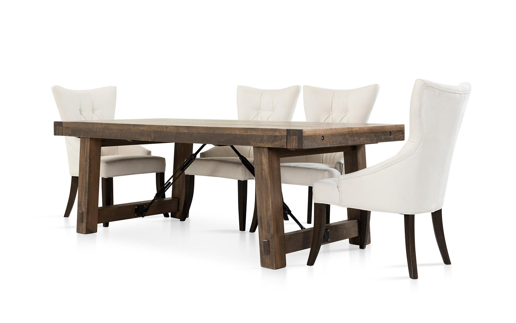Table 42 x84 cl598 tables salles manger la galerie for Galerie du meuble