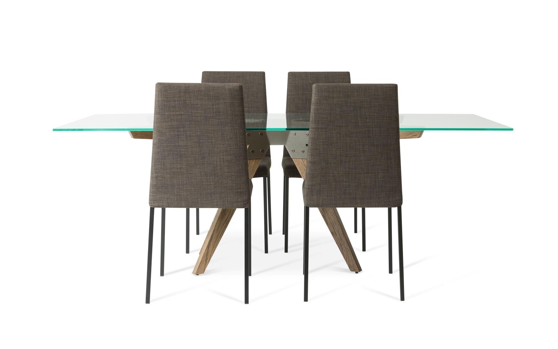 Chaise co535 chaises salles manger la galerie du for Gallerie du meuble