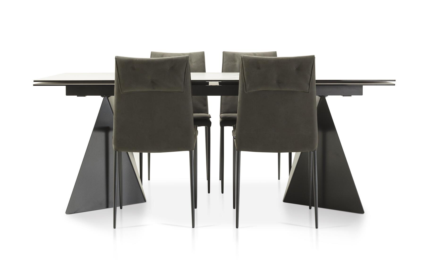 chaise co576 chaises salles manger la galerie du meuble. Black Bedroom Furniture Sets. Home Design Ideas