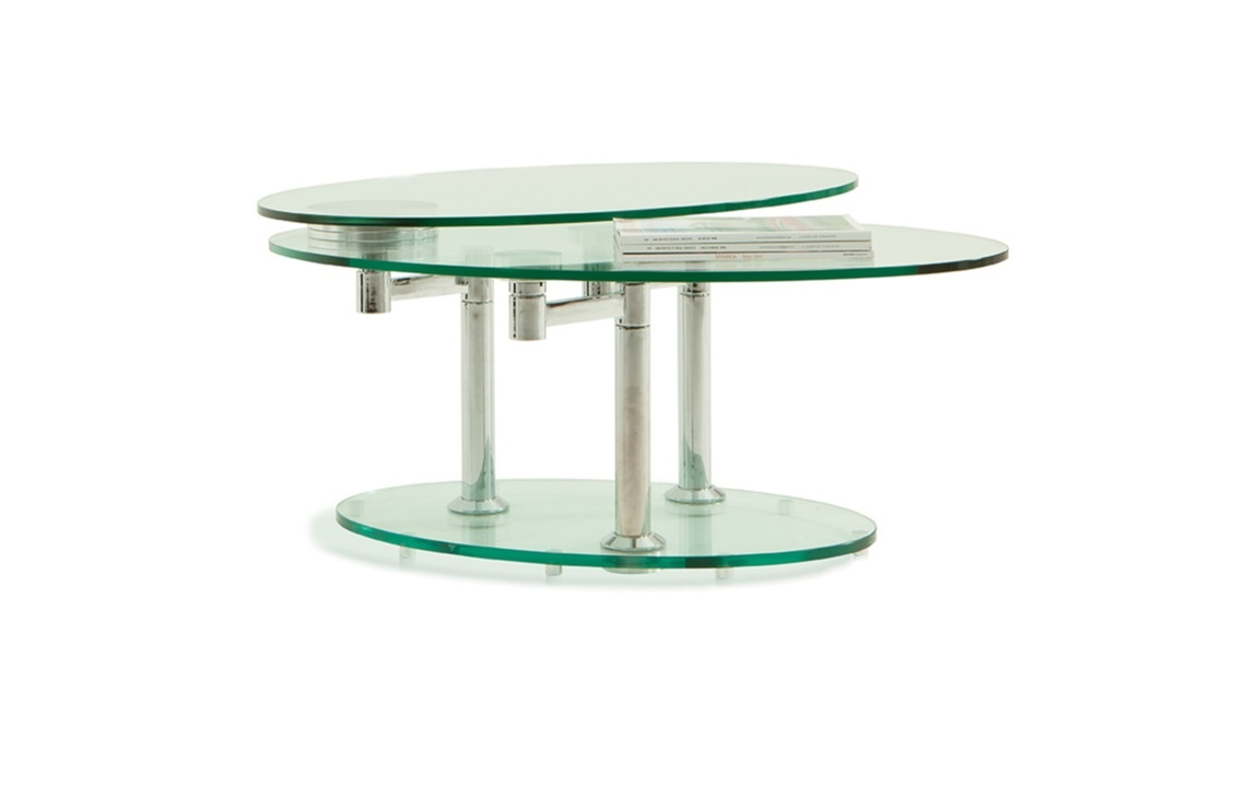 Table basse 35x23x17 d137 tables d 39 appoint accessoires la galerie du meuble - La galerie du meuble contemporain ...