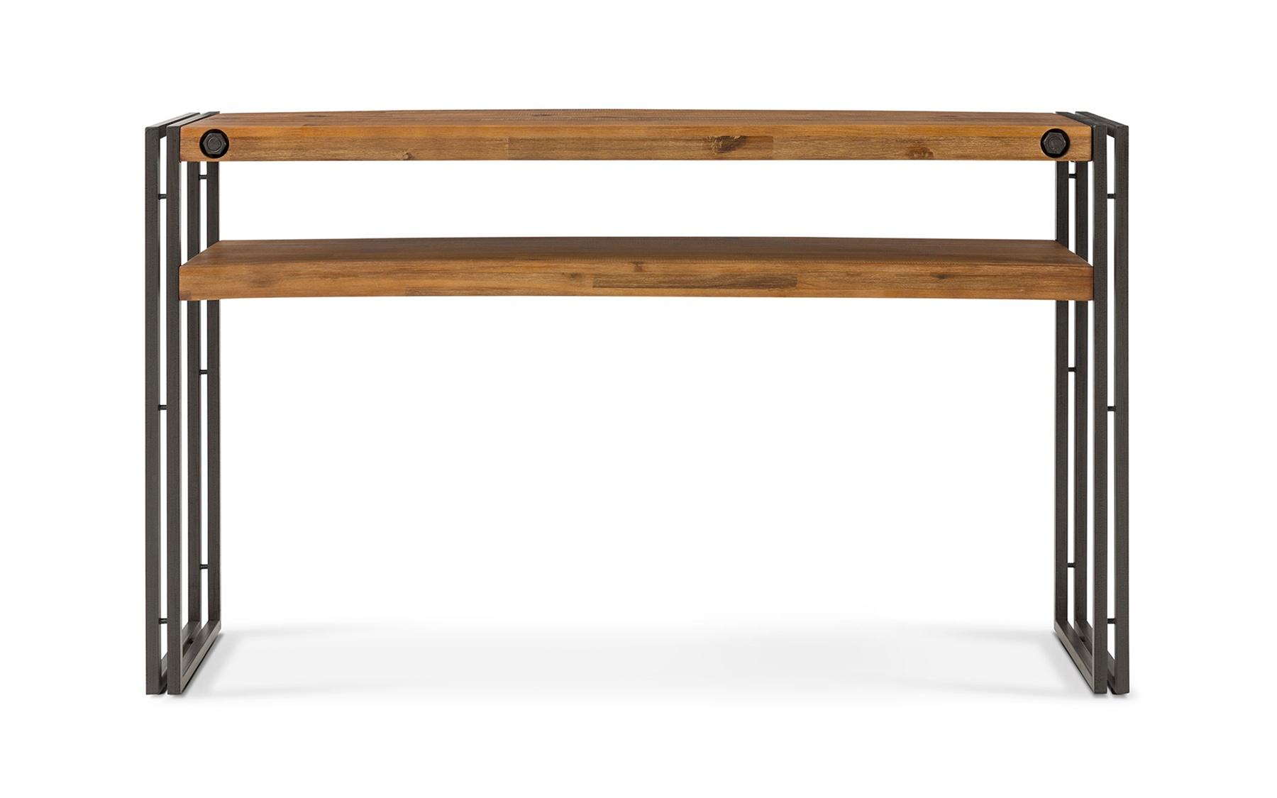 Table console 55x14x32 d263 tables d 39 appoint for Galerie du meuble