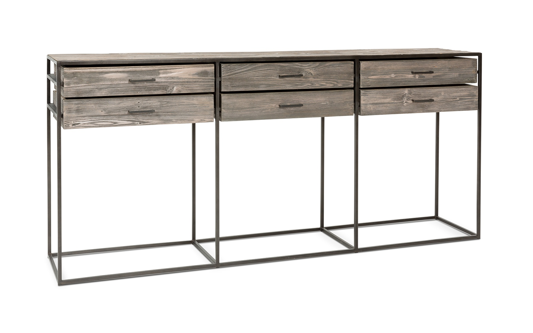 Table console 79x35 d266 tables d 39 appoint accessoires for Galerie du meuble