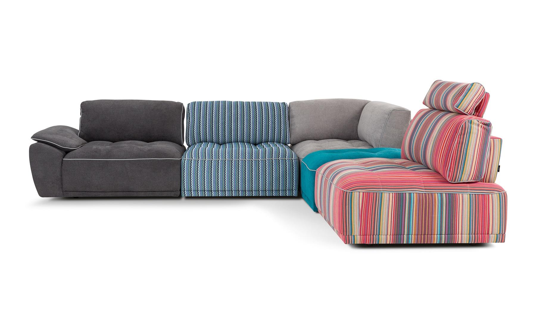 Angle t753 composables salons la galerie du meuble - La galerie du meuble contemporain ...