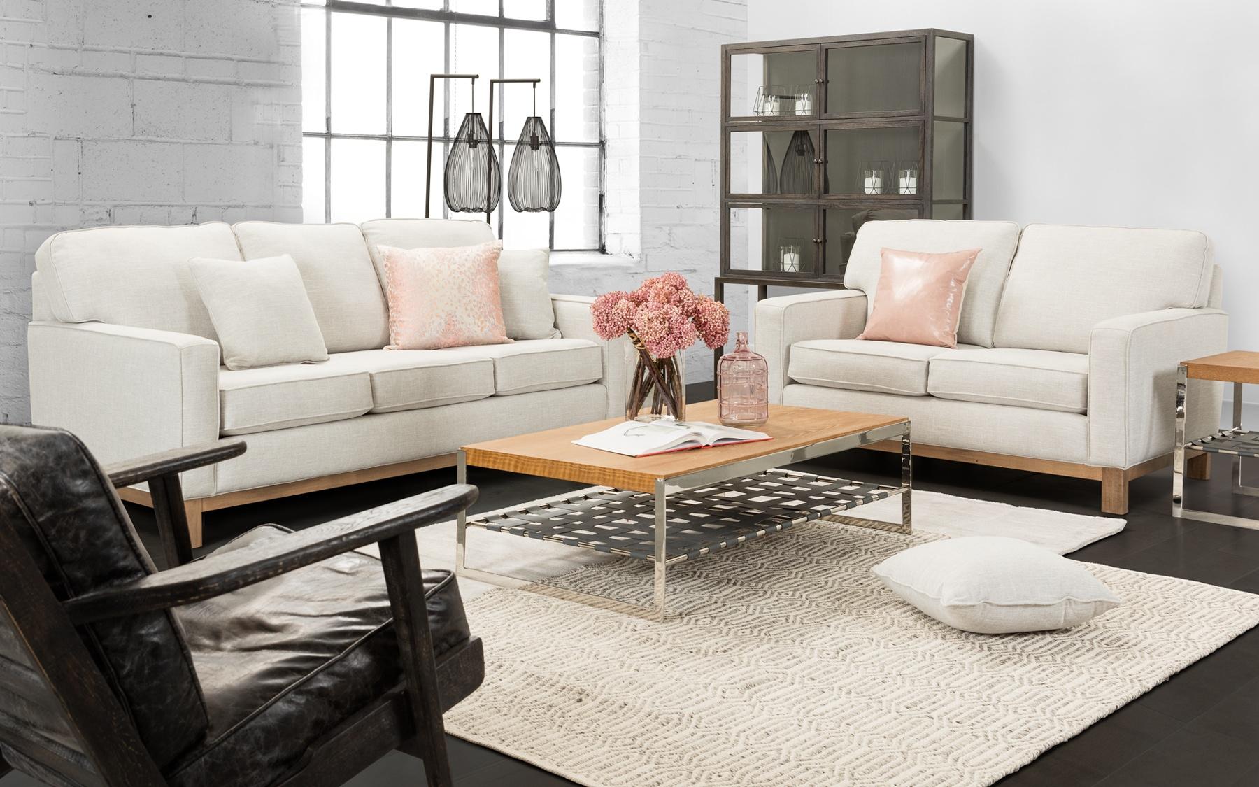 Causeuse 58 t765 causeuses salons la galerie du meuble - La galerie du meuble contemporain ...