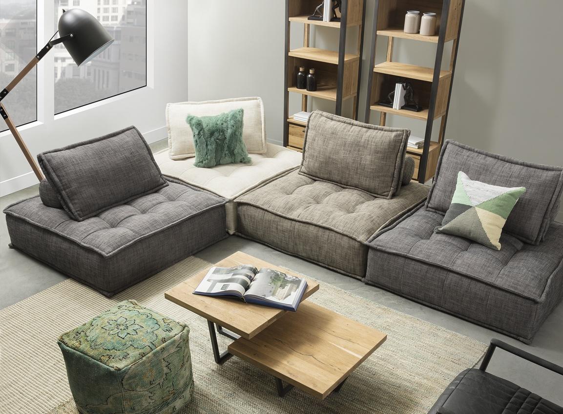 canap composable t820 composables salons la galerie du meuble. Black Bedroom Furniture Sets. Home Design Ideas