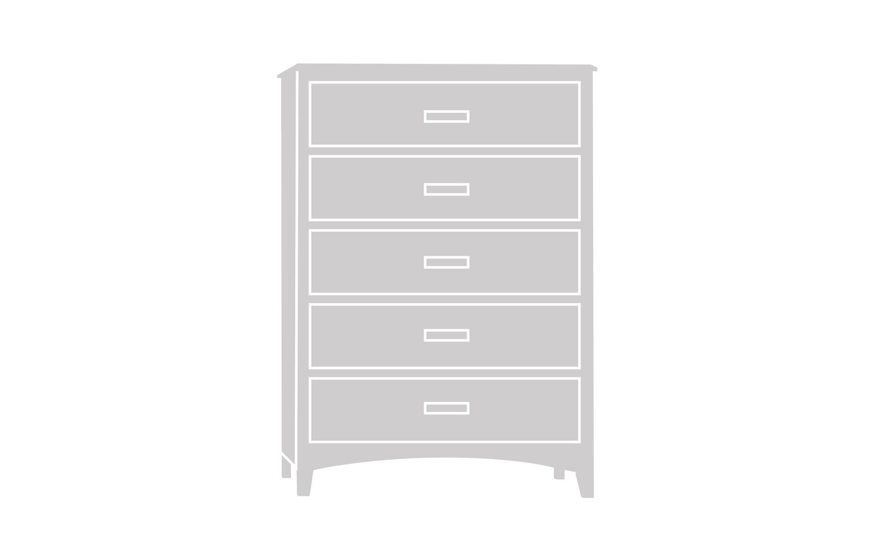 commode haute 7 tiroirs 23x19 co564a commode haute chambres la galerie du meuble. Black Bedroom Furniture Sets. Home Design Ideas