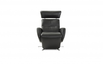 Fauteuil inclinable cuir