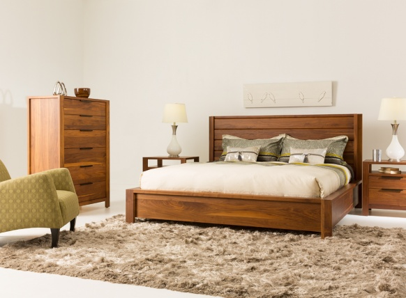 Lit tr s grand format cl481 lits chambres la galerie for Gallerie du meuble