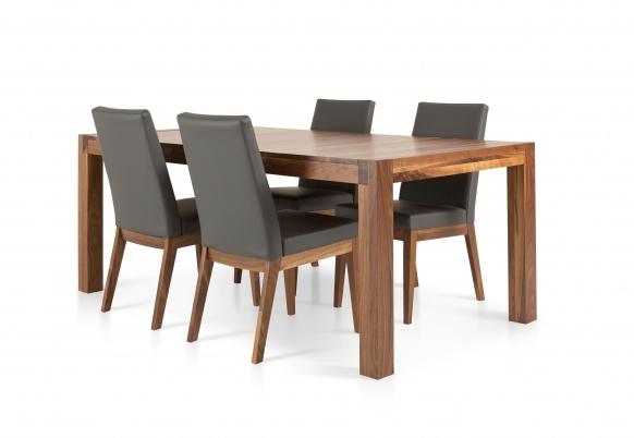 Chaise cl581 chaises salles manger la galerie du for Gallerie du meuble