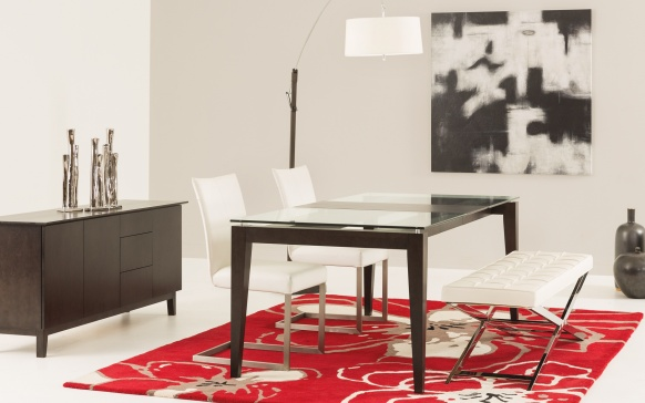 Table 38x60 1 extension 18 co526 tables salles for Galerie du meuble