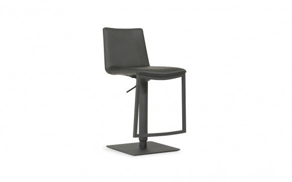 tabouret noir ou blanc d257 tabourets salles manger la galerie du meuble. Black Bedroom Furniture Sets. Home Design Ideas