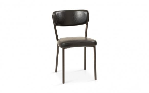 Chaise d291 chaises salles manger la galerie du meuble for La galerie du meuble contemporain